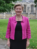 Mrs Annabelle Boyes MBE MStJ