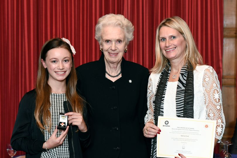 Organ Donors Posthumously Honoured At Guildford Ceremony