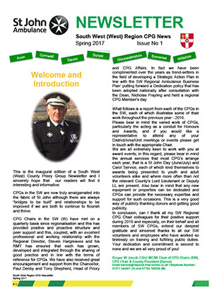 South West News Spring 2017